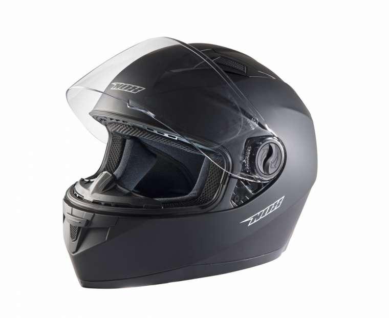 casque de moto Nox N963 Noir Mat L