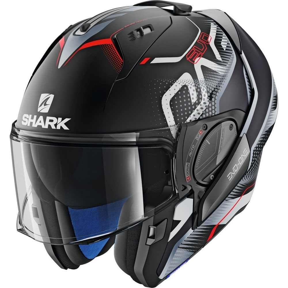 Avis casque moto Shark Evo-one